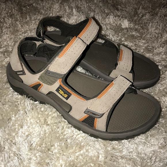 160d1b2ce1b3 NEW Men s 11 Teva M Katavi 2 Beige Sport Sandals
